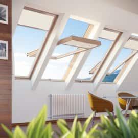 изображение Мансардные окна Fakro