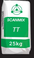 шпаклевка Scanmix TT