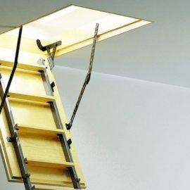 Лестница на чердак Fakro