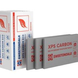Екструзійний пінополістирол Carbon ECO SP