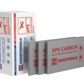 Екструзійний пінополістирол Carbon CARBON SOLID