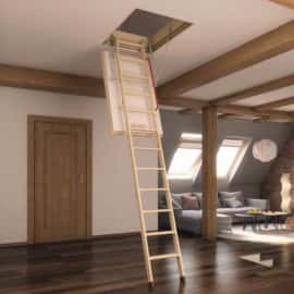 Чердачные лестницы Velux