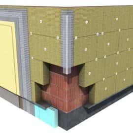 Утепление дома базальтовой ватой