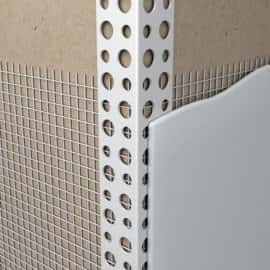 Сетки штукатурные фасадные