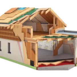 фото Для чего нужна теплоизоляция дома?