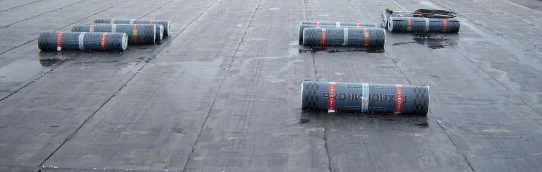 еврорубероид покрытие для крыши