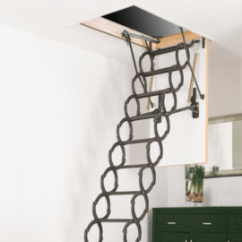 фото Новинка от FAKRO: чердачные лестницы LiteStep