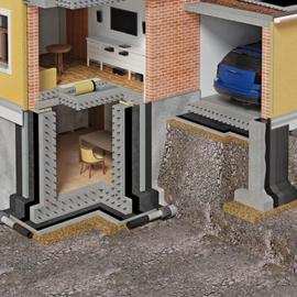 Важность гидроизоляции в строительстве дома