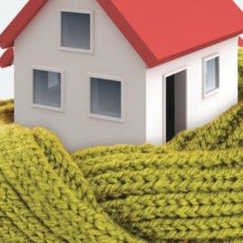 Теплоизоляция дома: кратко обо всём, что интересует застройщика